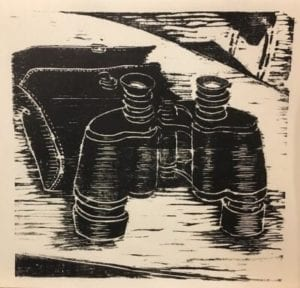 Doug Berger Binoculars